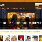 Tema Gratuito E-Commerce WordPress: Balita