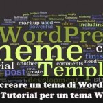 Tutorial per creare un tema di WordPress
