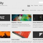 Top 20 Free WordPress Temi del 2012